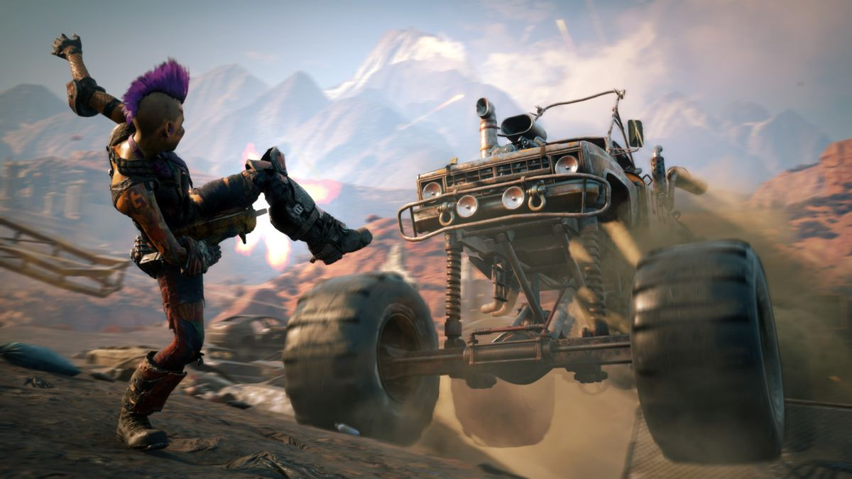 Rage 2 Easter Eggs: where to find the wasteland's best kept