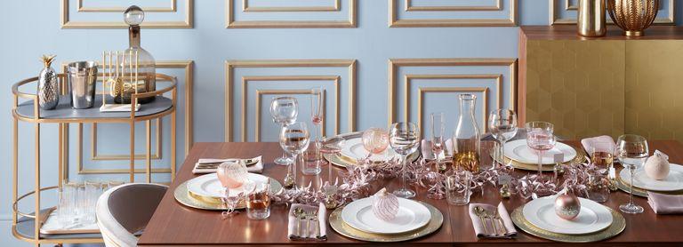 John Lewis Christmas tableware