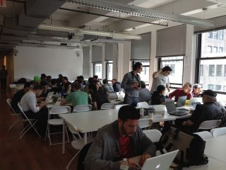 Space Apps Challenge NYC