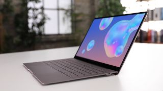 The Samsung Galaxy Book S is available for pre-order today.