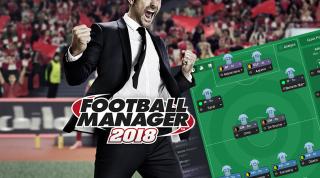 Football Manager 2018 tactics