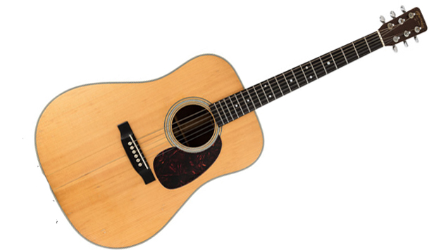 Historic Dylan acoustic fetches $395,000 at auction