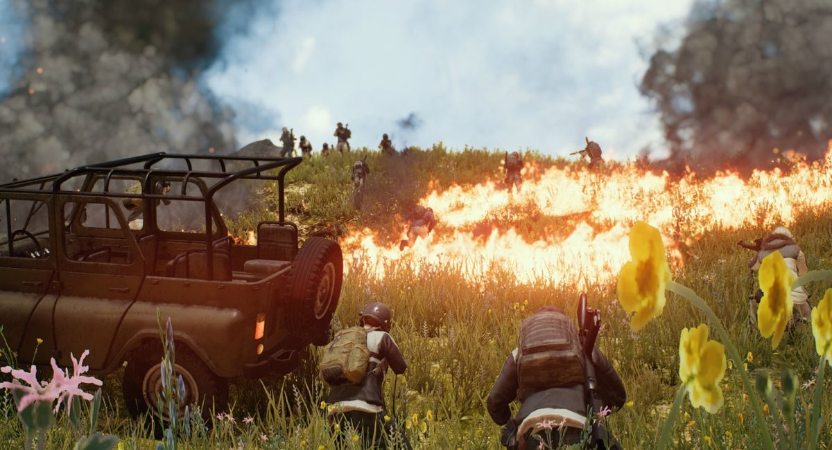 This Weekend S Pubg Event Mode Is War: PUBG's New Platoon Event Mode Cancelled Following