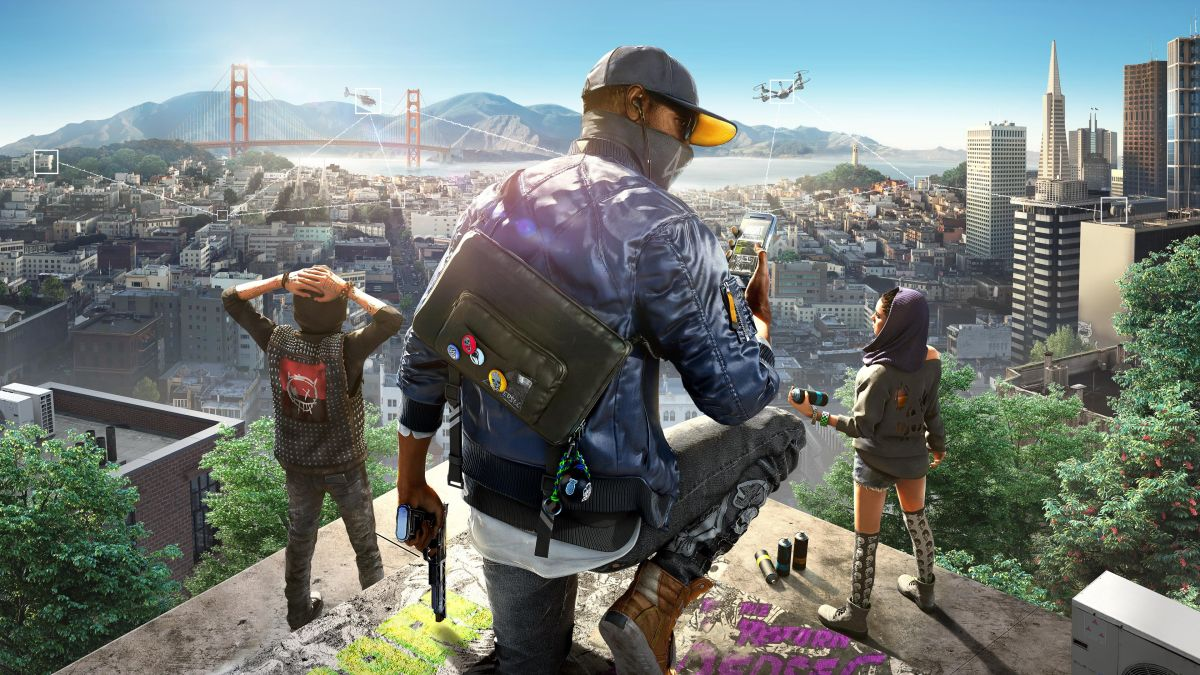 Ubisoft are giving Watch Dogs 2 to those who missed it during their livestream for free – PC Gamer