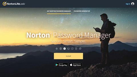 Norton Password Manager 1