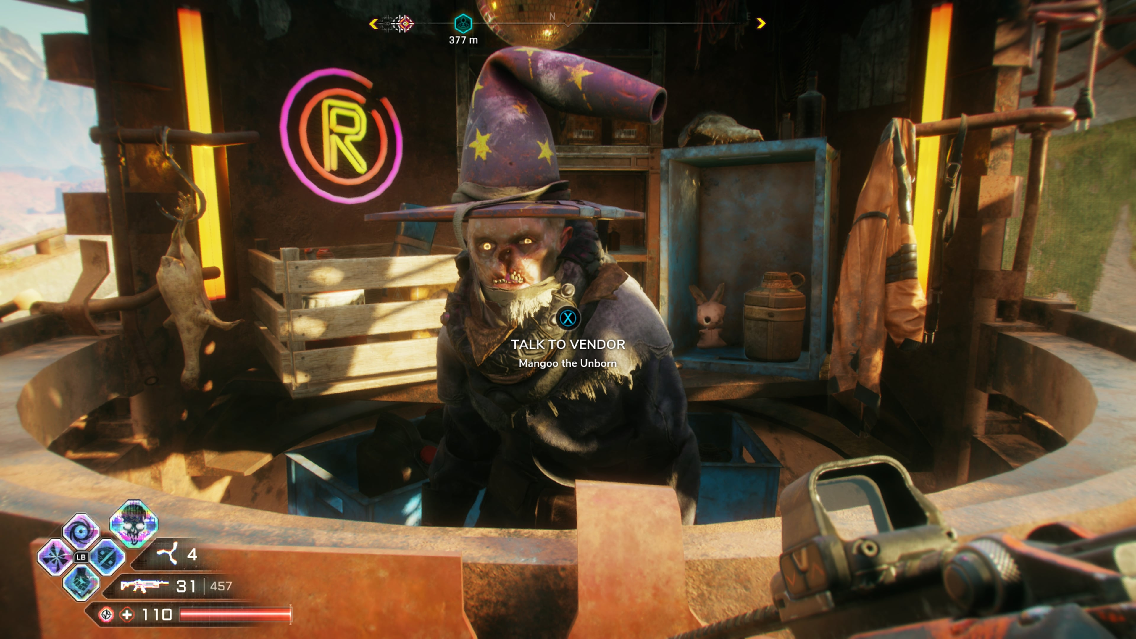 Rage 2 cheats: how to find the Wasteland Wizard and purchase