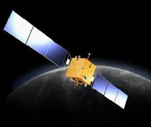 China's First Moon Probe Crashes to Lunar Surface