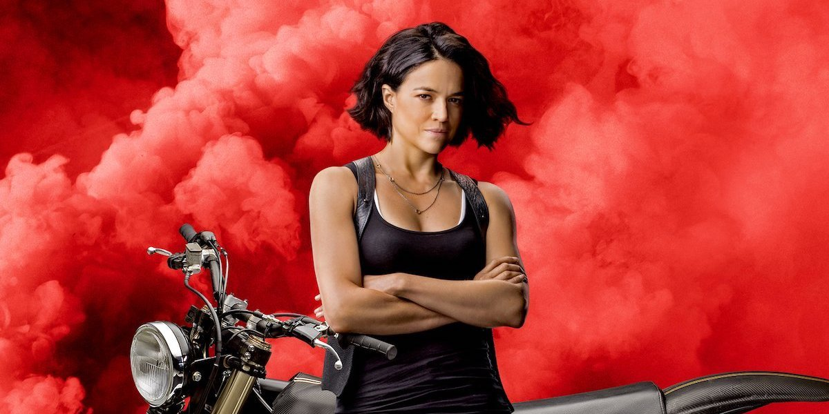 MIchelle Rodriguez as Letty