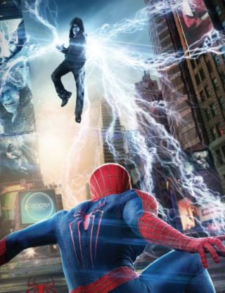 electro, spider-man, spiderman, phsyics in movies