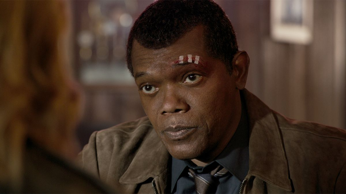 Samuel L. Jackson casually confirms that Captain Marvel can time travel (wait, WHAT?)