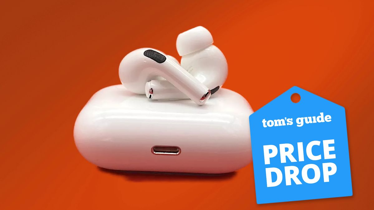 Forget AirPods Pro 2: AirPods Pro now just $189 in killer deal