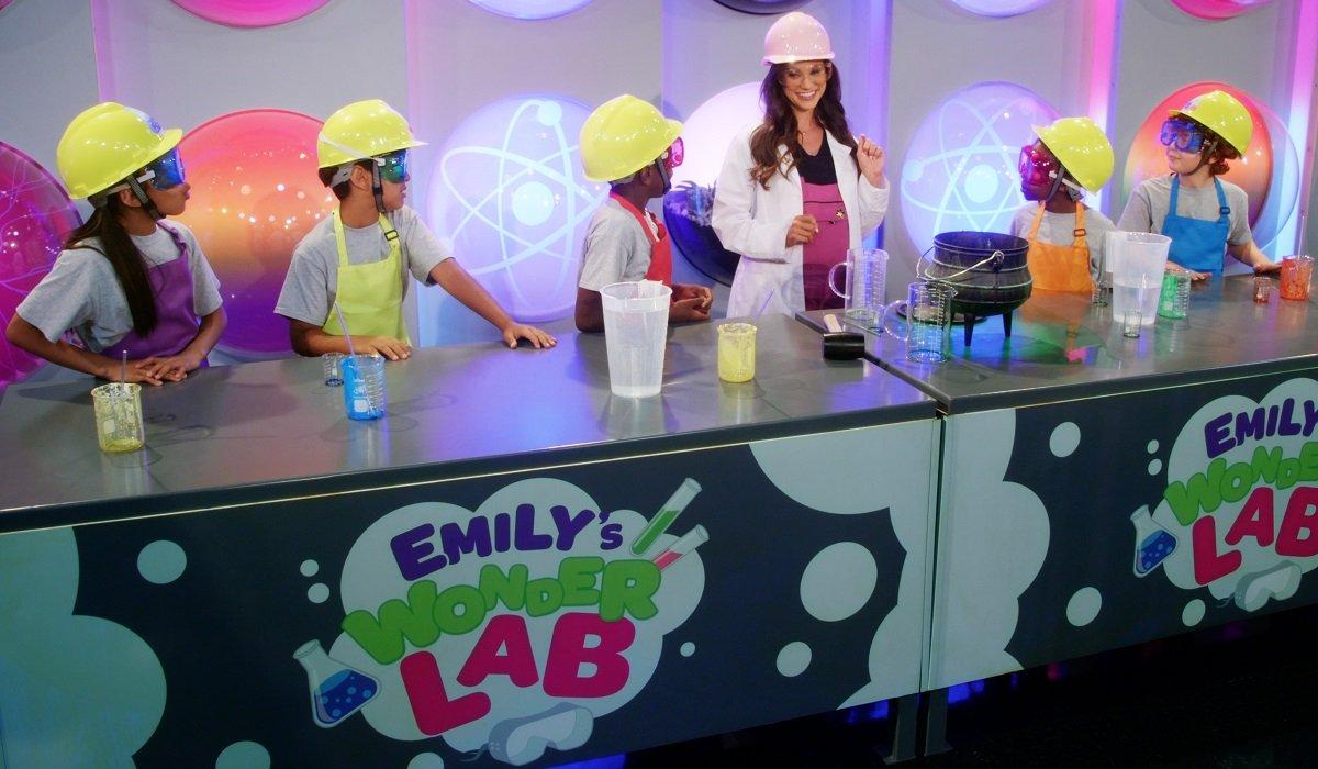 Emily's Wonder Lab Netflix