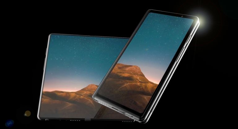 Samsung Galaxy X revealed in all its foldable glory in stunning new video