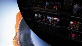 """Wisconsin's Wilderness Resort FlyRide """"Take Flight"""""""
