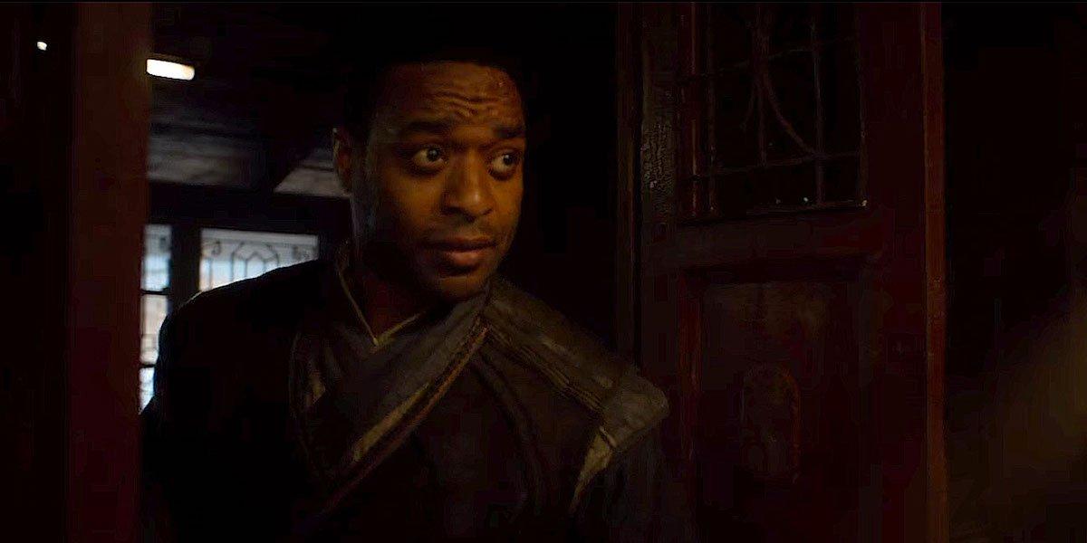 Doctor Strange Chiwetel Ejiofor as Mordo