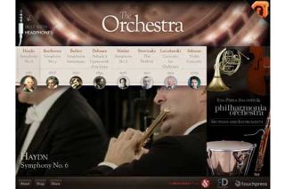 Stellar Multimedia Tool for Exploring Classical Music