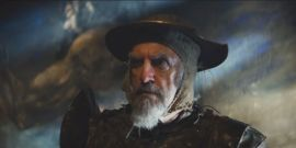 The Man Who Killed Don Quixote Trailer Proves Terry Gilliam's Movie Is Actually Happening After All