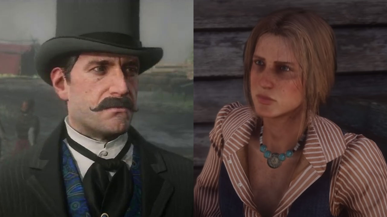 Red Dead Online Cameos Which Characters Are Making A
