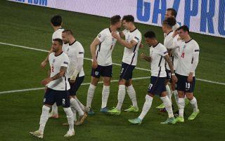 England vs Denmark line-up Euro 2020 semi-final