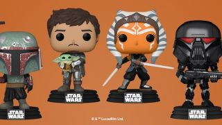 Adorable new Mandalorian and Baby Yoda Funko Pops are coming, and we're so sorry for your bank balance