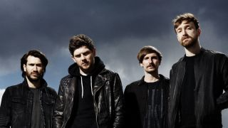 Twin Atlantic's album GLA is out now