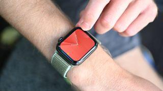 Test de l'Apple Watch 5