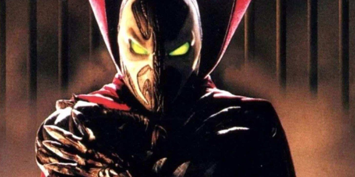 The Poster for 1997's Spawn