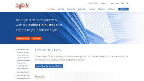Agiloft Service Desk review | TechRadar