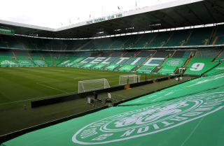 Celtic v Hamilton Academical – Scottish Premiership – Celtic Park