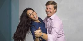 Joanna Gaines Shows Off Baby Bump In New Photo