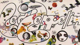Led Zeppelin III artwork detail
