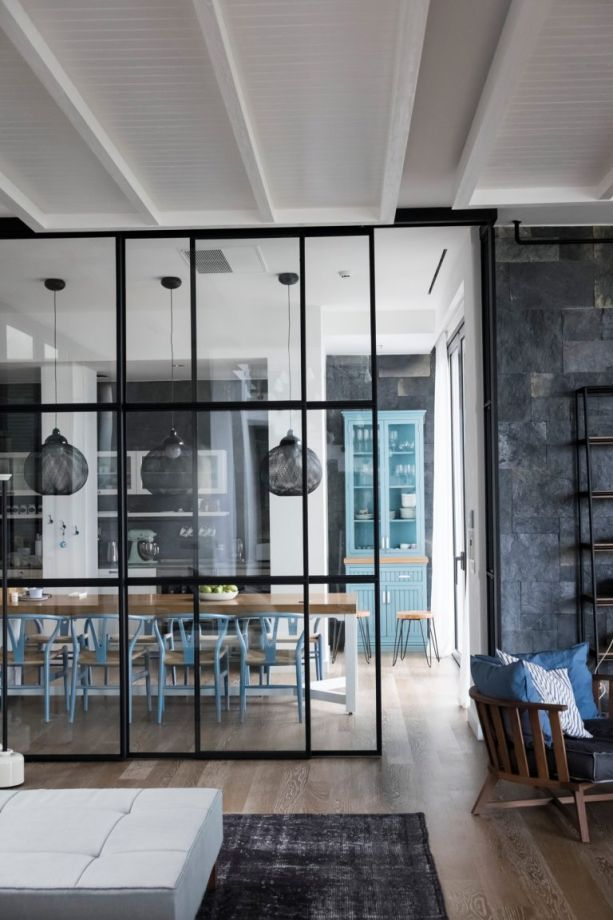 Crittall Style Doors Windows And Room Dividers Livingetc