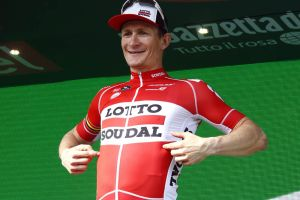 André Greipel signs up with Lotto-Soudal for another two years