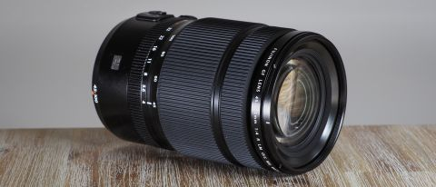 Fujifilm GF 45-100mm f/4 R LM OIS WR review