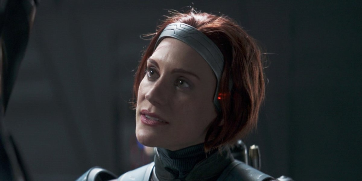 6 Marvel Characters Katee Sackhoff Would Be Perfect...