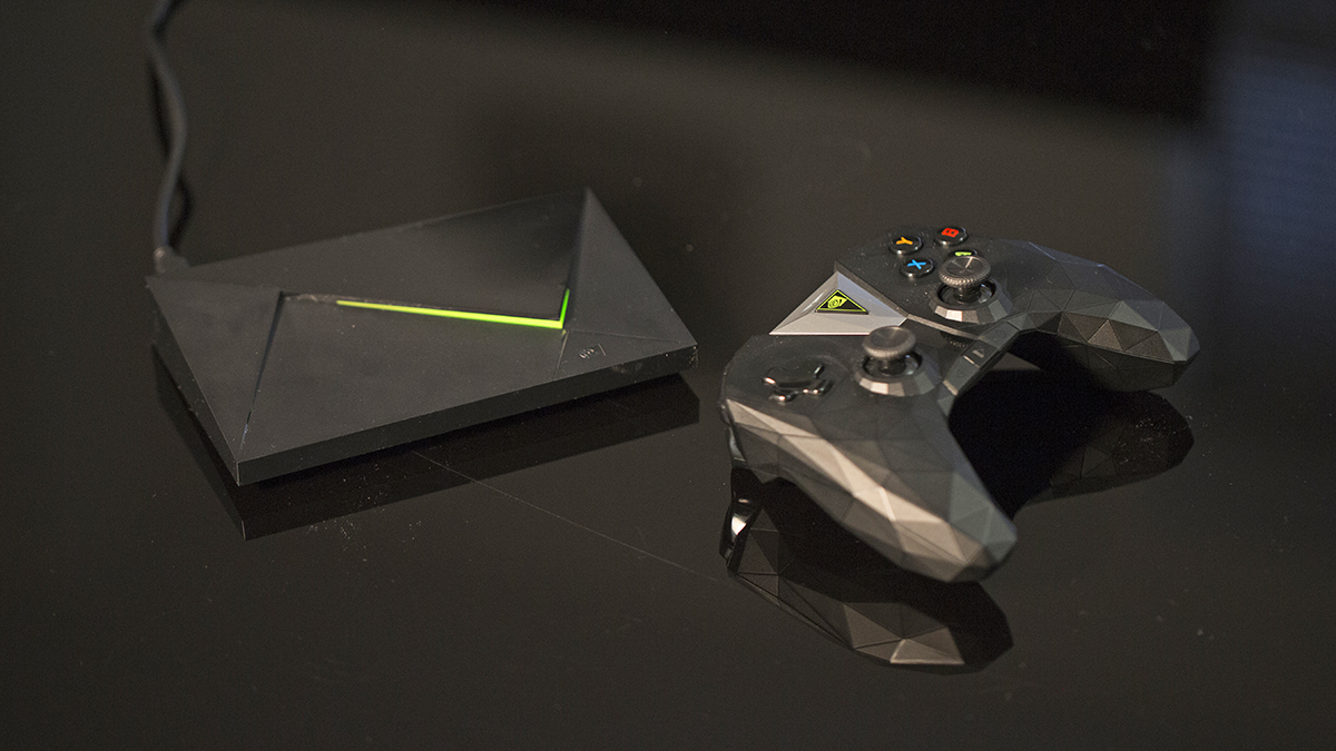 New remote and gamepad tipped for the Nvidia Shield TV