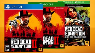 Get Red Dead Redemption 2 for its lowest ever price on PS4