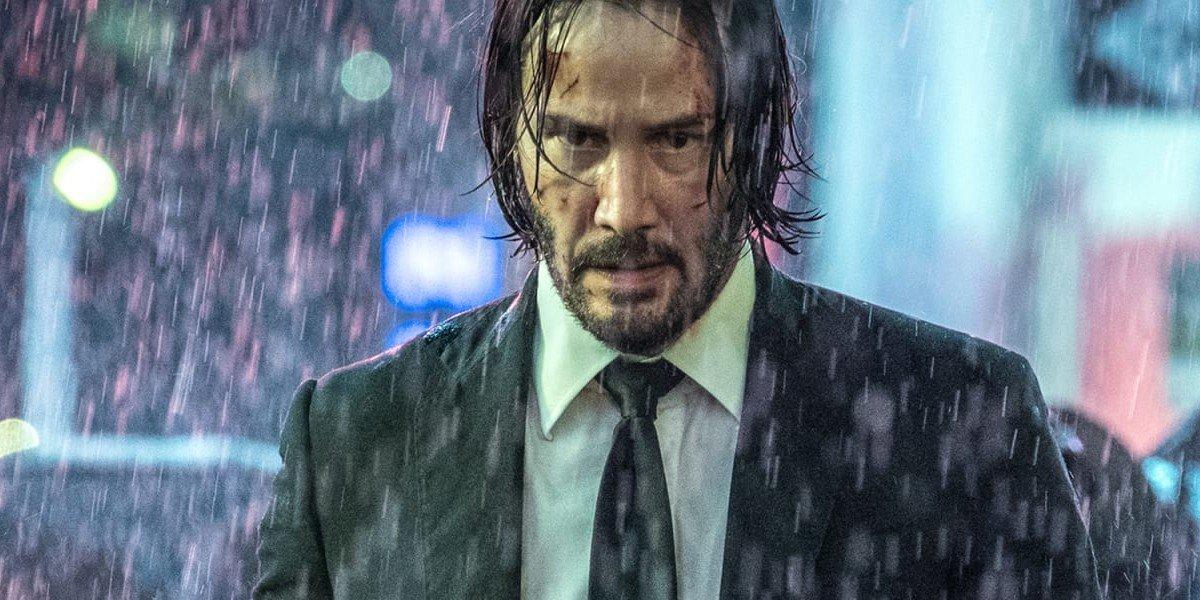 Keanu Reeves as John Wick