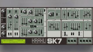 Krakli SK7: Roland SH-7 synth reimagined in a free plugin | MusicRadar