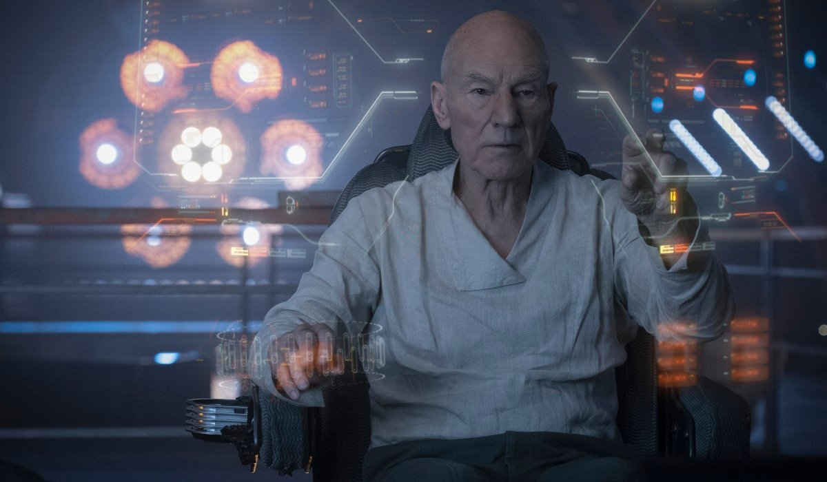Star Trek: Picard CBS All Access