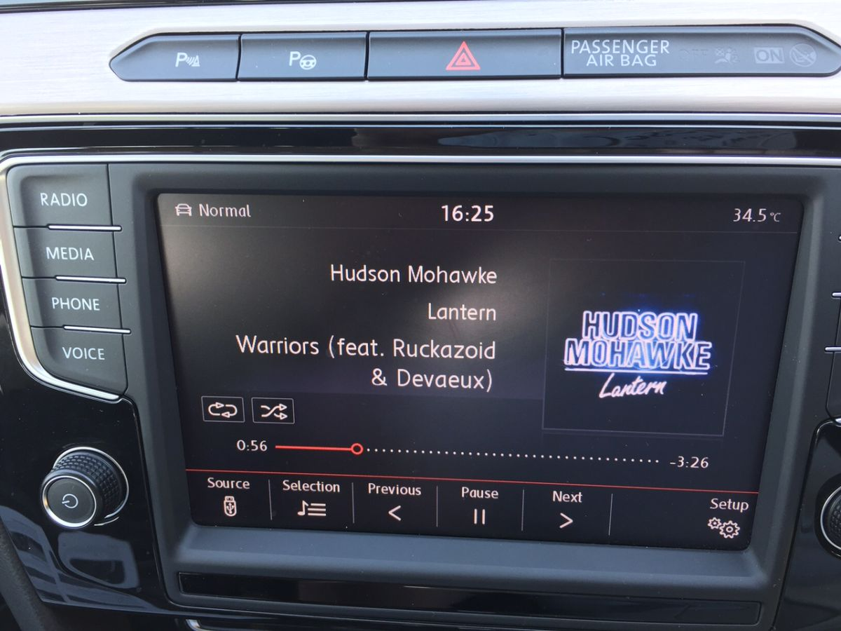 Dynaudio Confidence sound pack review - VW Passat | What Hi-Fi?