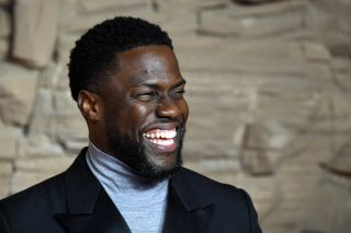 Kevin Hart at the UK Film Premiere of 'Jumanji: The Next Level'