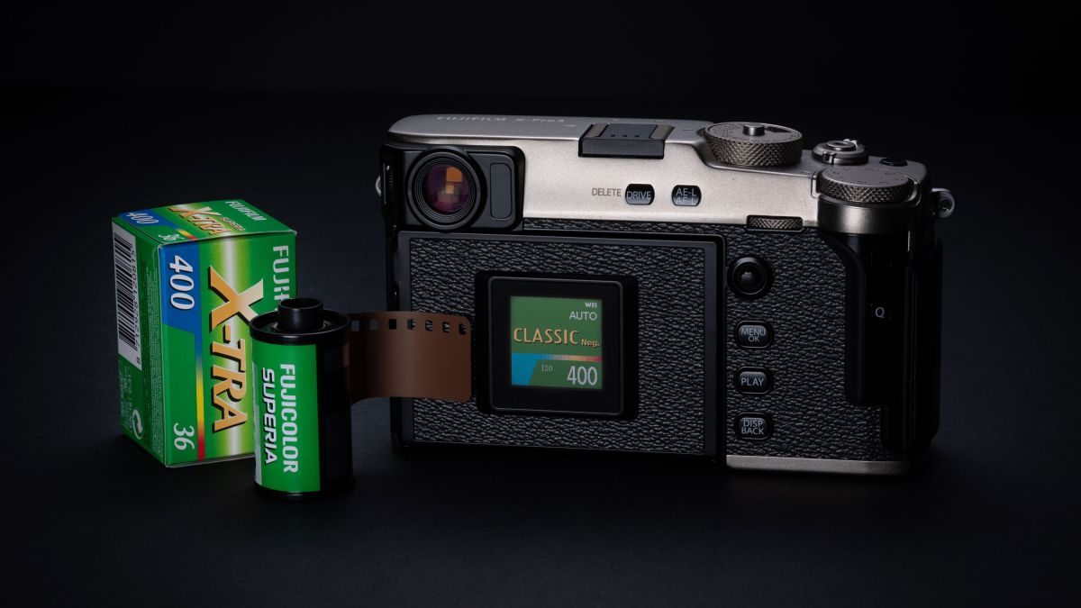 Fujifilm X-Pro3 officially arrives and turns regular photography inside out