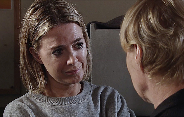 Coronation Street spoilers: Sally's new cellmate is Abi Franklin!