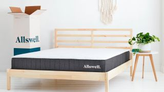 Supercharge your sleep with 15% off Allswell mattresses and toppers