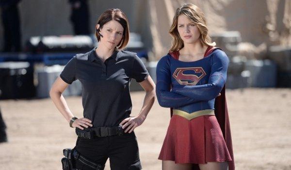supergirl alex danvers kara danvers