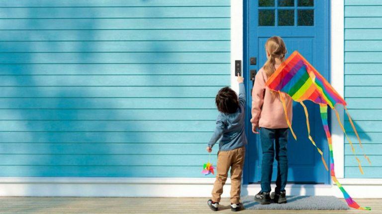 best smart doorbell: eufy Security Wi-Fi Video Doorbell