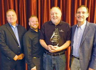 Audio-Technica Honors Ark Productions & Marketing with President's Award