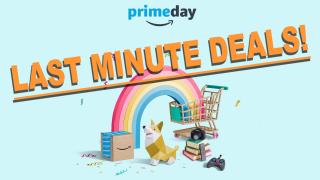 Last minute Prime Day deals!