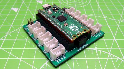 Seeed Grove Shield for Raspberry Pi Pico